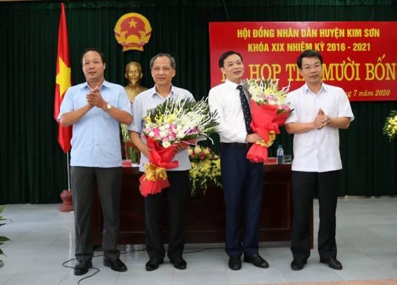 HĐND huyện Kim Sơn – một nhiệm kỳ nhìn lại