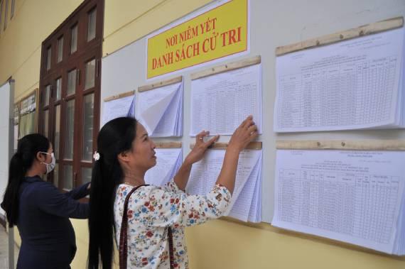 Xã Cồn Thoi hướng tới cuộc bầu cử  Đại biểu Quốc hội khóa XV và HĐND các cấp, nhiệm kỳ 2021-2026